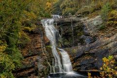 Il fiume calvo cade nel Tennessee, U.S.A. Immagini Stock