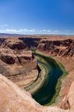 Il fiume Colorado Immagini Stock Libere da Diritti