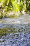 Il fiume corrente immagini stock libere da diritti