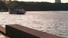 Il fiume di Mosca video d archivio
