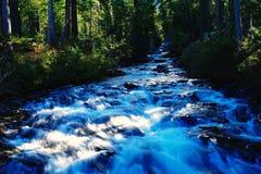 Il fiume di paradiso Fotografie Stock Libere da Diritti