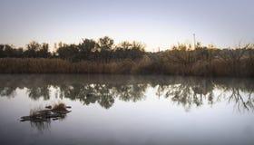 Il fiume di Vaal immagini stock libere da diritti