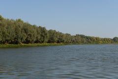 Il fiume Don Fotografia Stock