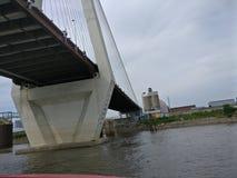 Il fiume Missouri Immagini Stock Libere da Diritti