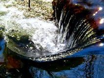 Il fiume selvaggio Fotografia Stock