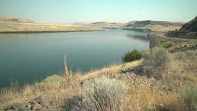 Il fiume Snake, Washington State, U.S.A. 4K UHD stock footage