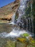 Il flusso di acqua Immagine Stock Libera da Diritti