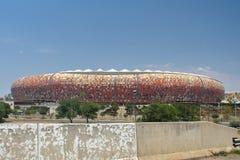 Il FNB Stadium immagini stock libere da diritti