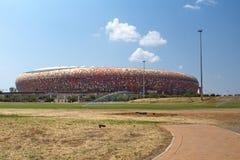 Il FNB Stadium fotografia stock