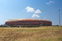 Il FNB Stadium fotografie stock libere da diritti