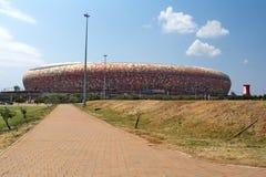 Il FNB Stadium fotografia stock libera da diritti