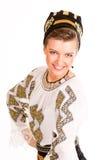 Il folclore rumeno copre tradizionale immagini stock