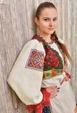 Il folclore slovacco copre tradizionale immagini stock libere da diritti