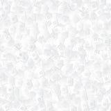 Il fondo astratto bianco con carta 3D ha tagliato le case Immagine Stock