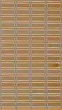 Il fondo astratto delle strisce strette sottili tessute con seta bianca spessa infila Immagine Stock