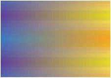 Il fondo astratto di vettore con la pendenza scorrente luminosa quadra Fotografia Stock Libera da Diritti