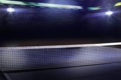 Il fondo 3d del tennis della tavola da ping-pong rende Fotografia Stock Libera da Diritti