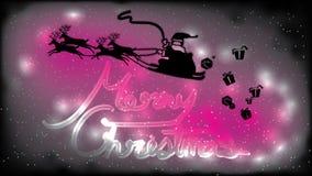 Il fondo di Buon Natale, ognuno è oggi felice royalty illustrazione gratis