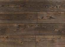 Il fondo di legno per progettazione, quercia di struttura ha tonificato il bordo antiquato grigio Fotografia Stock