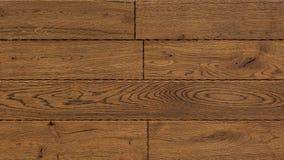 Il fondo di legno per progettazione, quercia di struttura ha tonificato il bordo marrone Immagine Stock