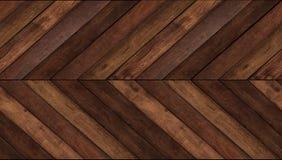 Il fondo di legno senza cuciture di struttura del modello, il legno storto per la parete ed il pavimento progettano fotografie stock