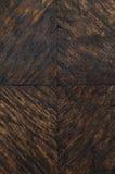 Il fondo di legno si è diviso nei quadrati Immagine Stock Libera da Diritti