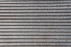 Il fondo di struttura degli strati dello zinco sembra nuovo fotografia stock libera da diritti