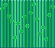Fondo di verde verde smeraldo Immagine Stock