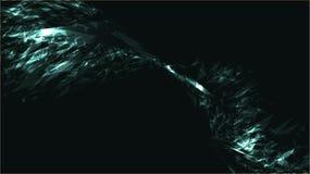 Il fondo luminoso elettrico di struttura della luce intensa di energia cosmica magica luminosa astratta blu delle strisce, linee  royalty illustrazione gratis