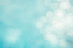 Il fondo verde blu astratto della sfuocatura, wallpaper l'onda blu con la s Fotografie Stock