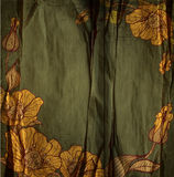 Vettore verde scuro dell'annata di congratulazione    Fotografia Stock