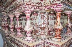 Il forno di tipo olandese in Cremlino di Suzdal' Immagine Stock