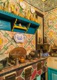 Il forno medievale Fotografie Stock Libere da Diritti