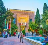 Il forum degli artisti a Teheran, Iran fotografia stock libera da diritti
