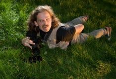 Il fotografo 2 Fotografia Stock Libera da Diritti