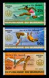 Il francobollo Fotografia Stock