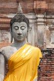 Il fronte di Buddha Fotografia Stock Libera da Diritti