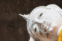 Il fronte di Buddha Fotografia Stock