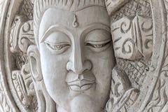 Il fronte di Buddha Immagini Stock