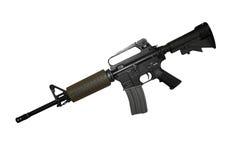 Il fucile ha isolato fotografia stock libera da diritti