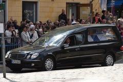 Il funerale di stato dell'ex presidente della Finlandia Mauno Koivisto immagine stock libera da diritti