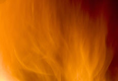 Il fuoco fiammeggia la priorità bassa Fotografia Stock Libera da Diritti