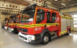 Il fuoco offre l'equipaggiamento di riserva Fotografia Stock