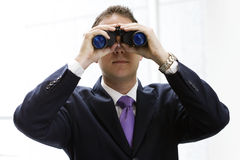 Il futuro del commercio Immagine Stock