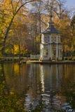 Il Garden Aranjez, Spagna di principe immagini stock libere da diritti