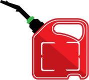 Il gas può Vector Fotografie Stock