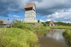 Il gelburg del ¼ di Turmhà nel tjenburg del ¼ di Là Fotografia Stock