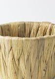 Il genere di dolciumi cinesi ha cotto a vapore in un canestro su fondo bianco Fotografia Stock Libera da Diritti