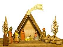 Il Gesù Cristo nasce Fotografie Stock Libere da Diritti