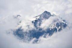 Il ghiacciaio di Grossglockner. L'Austria Fotografie Stock Libere da Diritti